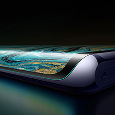 Pellicola in Vetro Temperato Protettiva Integrale Proteggi Schermo Film F08 per Huawei Mate 30E Pro 5G Nero