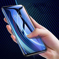 Pellicola in Vetro Temperato Protettiva Integrale Proteggi Schermo Film F10 per Xiaomi Mi Note 10 Pro Nero