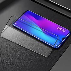 Pellicola in Vetro Temperato Protettiva Integrale Proteggi Schermo Film F10 per Xiaomi Redmi Note 8 Nero