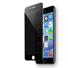 Pellicola in Vetro Temperato Protettiva Integrale Proteggi Schermo Film F19 per Apple iPhone 7 Nero