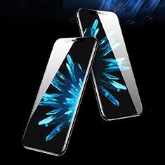 Pellicola in Vetro Temperato Protettiva Integrale Proteggi Schermo Film P05 per Apple iPhone Xs Max Nero