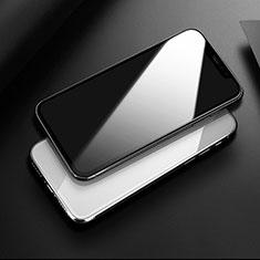 Pellicola in Vetro Temperato Protettiva Integrale Proteggi Schermo Film per Apple iPhone 11 Pro Max Nero