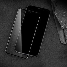 Pellicola in Vetro Temperato Protettiva Integrale Proteggi Schermo Film per Apple iPhone 12 Pro Nero