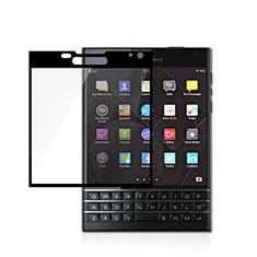 Pellicola in Vetro Temperato Protettiva Integrale Proteggi Schermo Film per Blackberry Passport Q30 Bianco