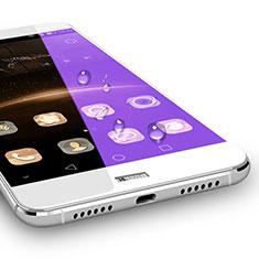 Pellicola in Vetro Temperato Protettiva Integrale Proteggi Schermo Film per Huawei G7 Plus Bianco
