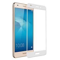 Pellicola in Vetro Temperato Protettiva Integrale Proteggi Schermo Film per Huawei Honor 7 Lite Bianco