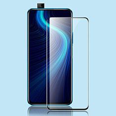 Pellicola in Vetro Temperato Protettiva Integrale Proteggi Schermo Film per Huawei Honor X10 5G Nero