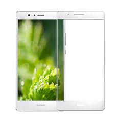 Pellicola in Vetro Temperato Protettiva Integrale Proteggi Schermo Film per Huawei P9 Lite Bianco