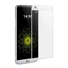 Pellicola in Vetro Temperato Protettiva Integrale Proteggi Schermo Film per LG G5 Bianco