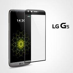 Pellicola in Vetro Temperato Protettiva Integrale Proteggi Schermo Film per LG G5 Nero
