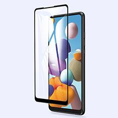 Pellicola in Vetro Temperato Protettiva Integrale Proteggi Schermo Film per Samsung Galaxy A11 Nero