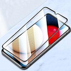 Pellicola in Vetro Temperato Protettiva Integrale Proteggi Schermo Film per Samsung Galaxy A12 Nero