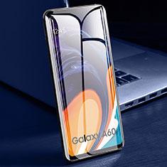Pellicola in Vetro Temperato Protettiva Integrale Proteggi Schermo Film per Samsung Galaxy A60 Nero