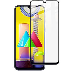 Pellicola in Vetro Temperato Protettiva Integrale Proteggi Schermo Film per Samsung Galaxy M31 Nero