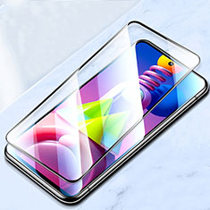 Pellicola in Vetro Temperato Protettiva Integrale Proteggi Schermo Film per Samsung Galaxy M51 Nero