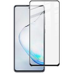 Pellicola in Vetro Temperato Protettiva Integrale Proteggi Schermo Film per Samsung Galaxy Note 10 Lite Nero