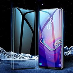 Pellicola in Vetro Temperato Protettiva Integrale Proteggi Schermo Film per Samsung Galaxy S10 Nero