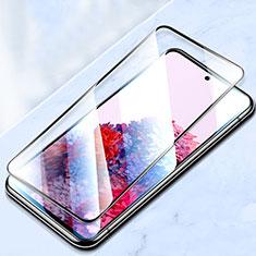 Pellicola in Vetro Temperato Protettiva Integrale Proteggi Schermo Film per Samsung Galaxy S20 FE 5G Nero