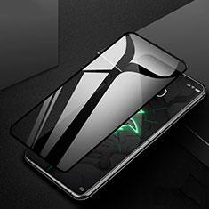 Pellicola in Vetro Temperato Protettiva Integrale Proteggi Schermo Film per Xiaomi Black Shark 3 Pro Nero