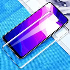 Pellicola in Vetro Temperato Protettiva Integrale Proteggi Schermo Film per Xiaomi Mi 10 Lite Nero