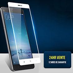Pellicola in Vetro Temperato Protettiva Integrale Proteggi Schermo Film per Xiaomi Mi 4i Bianco