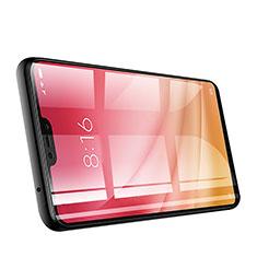 Pellicola in Vetro Temperato Protettiva Integrale Proteggi Schermo Film per Xiaomi Mi 8 Lite Nero