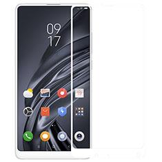 Pellicola in Vetro Temperato Protettiva Integrale Proteggi Schermo Film per Xiaomi Mi Mix 2S Bianco