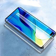 Pellicola in Vetro Temperato Protettiva Integrale Proteggi Schermo Film T01 per Huawei Nova 7 Pro 5G Nero