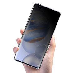 Pellicola in Vetro Temperato Protettiva Privacy Proteggi Schermo Film K01 per Huawei Nova 7 Pro 5G Chiaro