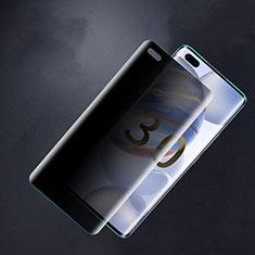 Pellicola in Vetro Temperato Protettiva Privacy Proteggi Schermo Film M01 per Huawei Honor 30 Pro+ Plus Chiaro