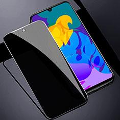 Pellicola in Vetro Temperato Protettiva Privacy Proteggi Schermo Film M01 per Huawei Honor Play4T Pro Chiaro