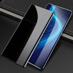Pellicola in Vetro Temperato Protettiva Privacy Proteggi Schermo Film M01 per Huawei Honor X10 5G Chiaro
