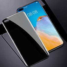 Pellicola in Vetro Temperato Protettiva Privacy Proteggi Schermo Film M01 per Huawei P40 Chiaro