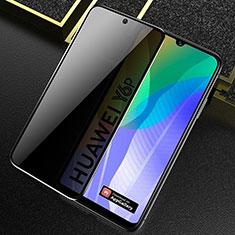 Pellicola in Vetro Temperato Protettiva Privacy Proteggi Schermo Film M01 per Huawei Y6p Chiaro