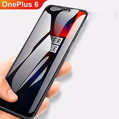Pellicola in Vetro Temperato Protettiva Privacy Proteggi Schermo Film M01 per OnePlus 6 Chiaro