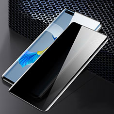 Pellicola in Vetro Temperato Protettiva Privacy Proteggi Schermo Film M02 per Huawei Mate 40 Pro Chiaro