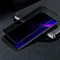 Pellicola in Vetro Temperato Protettiva Privacy Proteggi Schermo Film M02 per Huawei Nova 5z Chiaro