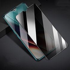 Pellicola in Vetro Temperato Protettiva Privacy Proteggi Schermo Film M02 per Realme XT Chiaro