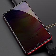 Pellicola in Vetro Temperato Protettiva Privacy Proteggi Schermo Film M03 per Xiaomi Redmi Note 8T Chiaro