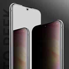 Pellicola in Vetro Temperato Protettiva Privacy Proteggi Schermo Film M04 per Xiaomi Redmi Note 7 Pro Chiaro