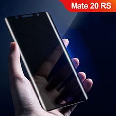 Pellicola in Vetro Temperato Protettiva Privacy Proteggi Schermo Film per Huawei Mate 20 RS Chiaro