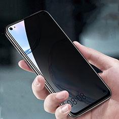 Pellicola in Vetro Temperato Protettiva Privacy Proteggi Schermo Film per Huawei Nova 7i Chiaro