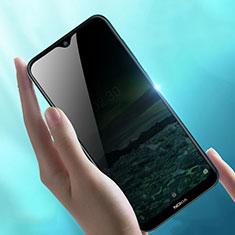 Pellicola in Vetro Temperato Protettiva Privacy Proteggi Schermo Film per Nokia 5.3 Chiaro
