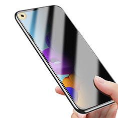 Pellicola in Vetro Temperato Protettiva Privacy Proteggi Schermo Film per Samsung Galaxy A21s Chiaro
