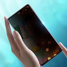 Pellicola in Vetro Temperato Protettiva Privacy Proteggi Schermo Film per Samsung Galaxy A71 5G Chiaro