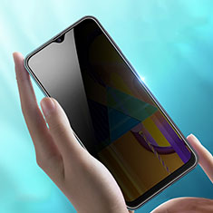 Pellicola in Vetro Temperato Protettiva Privacy Proteggi Schermo Film per Samsung Galaxy M21 Chiaro
