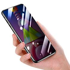 Pellicola in Vetro Temperato Protettiva Privacy Proteggi Schermo Film per Samsung Galaxy M51 Chiaro