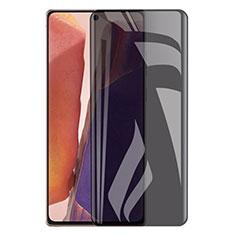 Pellicola in Vetro Temperato Protettiva Privacy Proteggi Schermo Film per Samsung Galaxy Note 20 5G Chiaro