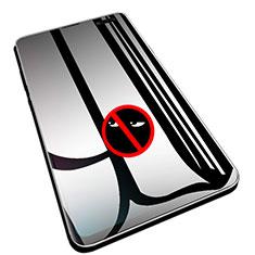 Pellicola in Vetro Temperato Protettiva Privacy Proteggi Schermo Film per Samsung Galaxy S10 5G SM-G977B Chiaro