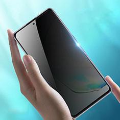 Pellicola in Vetro Temperato Protettiva Privacy Proteggi Schermo Film per Samsung Galaxy S20 FE 5G Chiaro